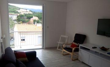 Rénovation d'un séjour à Collioure
