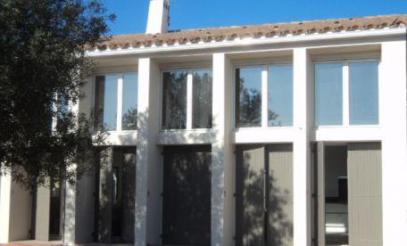Rénovation complète d'une villa à Théza