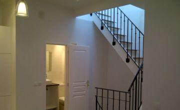 Aménagement d'un appartement en duplex à Collioure (66)